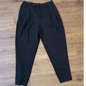 NWT Massimo Dutti black pants